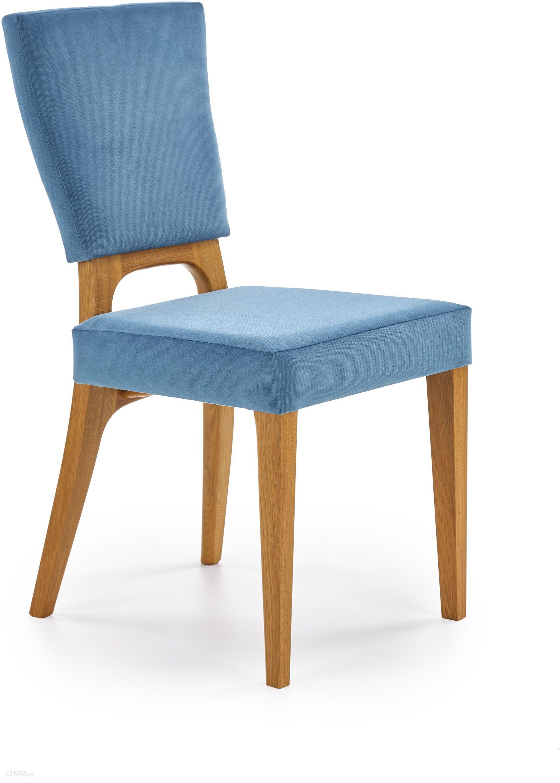 Halmar Wenanty Krzesło Dąb Miodowy Morski