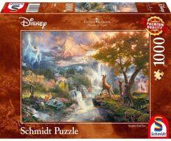 34f3a75956cb82 Thomas kinkade puzzle Puzzle - Ceneo.pl