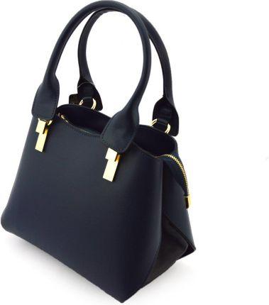 acd0e585463ec Torba blogerska Gumowa jelly bag shopper torebka - Ceny i opinie ...