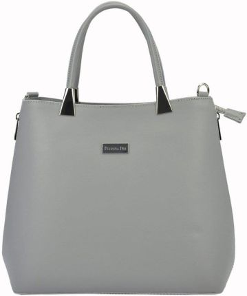 ce46aa26b2260 VITTORIA GOTTI Made in Italy Torebka Skórzana Shopper Bag Kwiaty ...