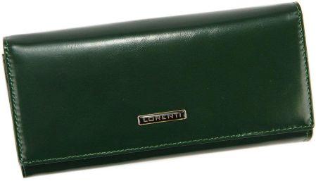 0bb6a410a07dc2 Czarny wyjątkowy portfel damski Cavaldi z motywem w motyle P20-4 ...