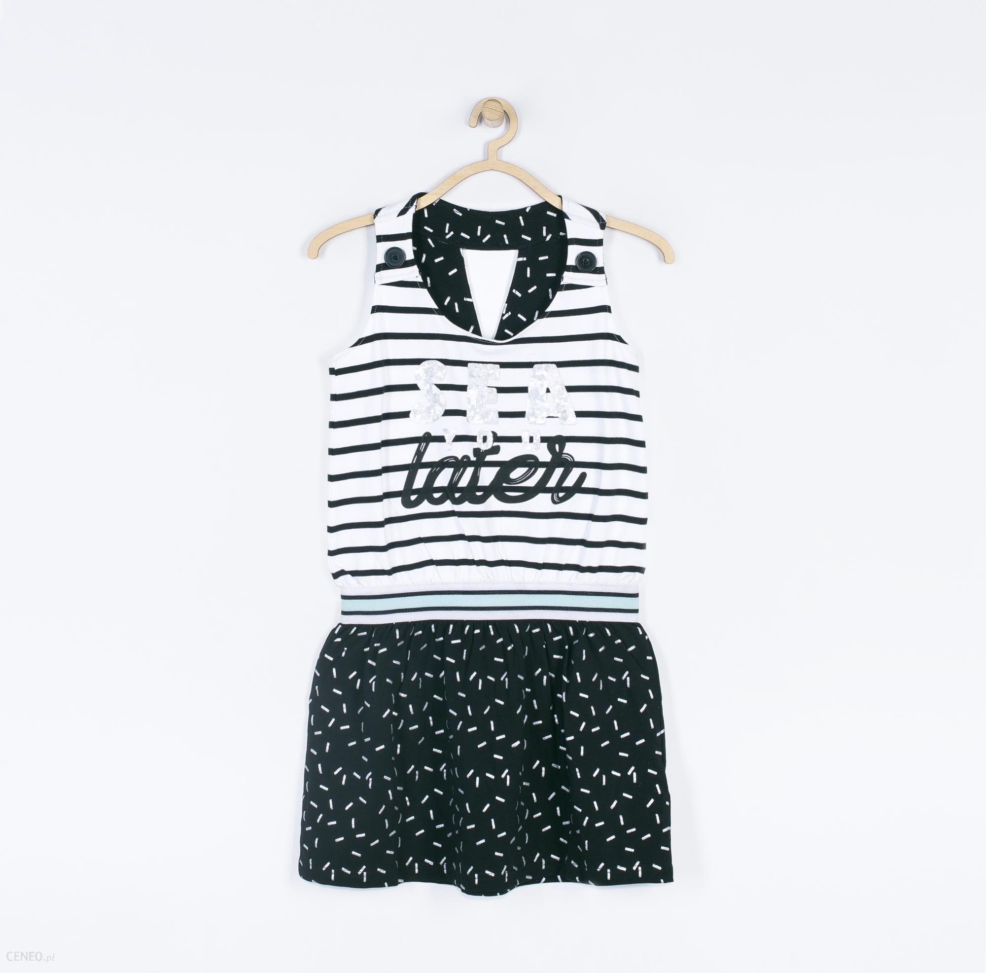 a1885cf1b8 Sukienka dla dziewczynki Coccodrillo - ALOHA - Ceny i opinie - Ceneo.pl