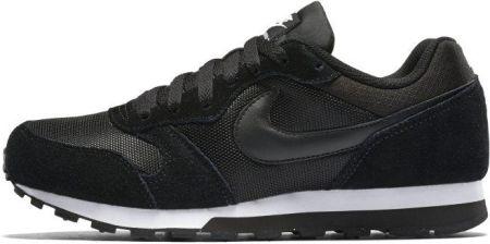 on sale 8b305 0bea8 ... damskie Nike Air Force 1 Low Contrast Check - Czerń. Nike Md Runner 2  Czerń