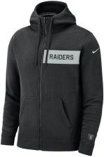 Męska rozpinana bluza z dzianiny z kapturem Nike (NFL Packers)