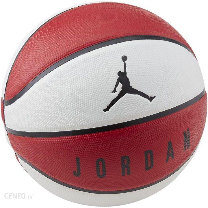 b0e9a0e3fad5d1 Nike Piłka Jordan Playground 8P Czerwony - Ceny i opinie - Ceneo.pl