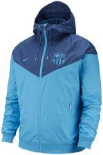 69996f206 Nike Kurtka Fc Barcelona Windrunner Niebieski 23436352315