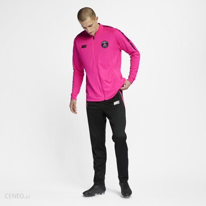 bluza psg różowa