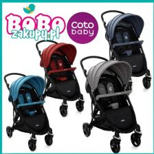 Coto Baby Loca 30 Turquoise Spacerowy