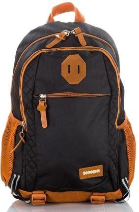 ea273fff34b82 Pojemny miejski plecak na laptopa do szkoly do pracy na wycieczkę