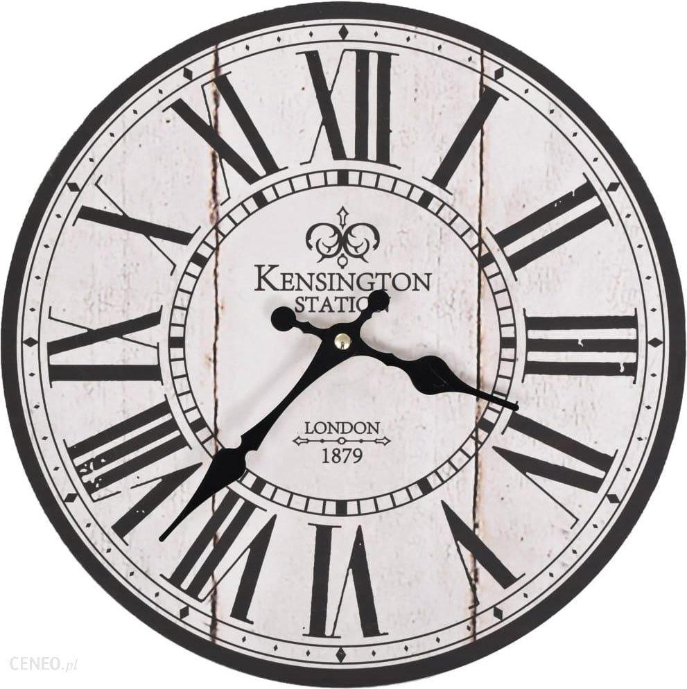 Vidaxl Zegar ścienny Vintage London Do Kuchni 30 Cm