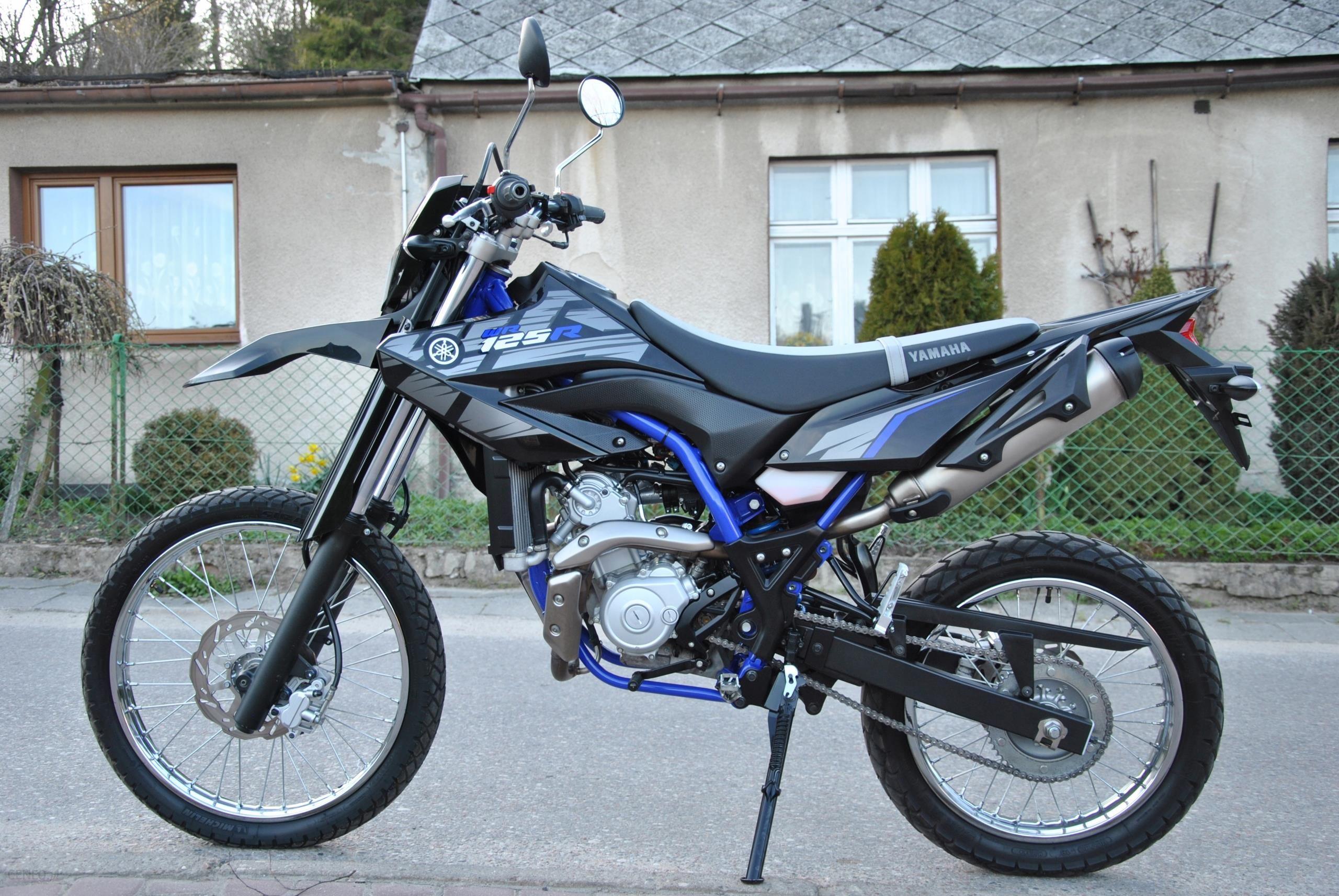 Yamaha Wr 125 15r Pl Wzorowy 5tys Km Opinie I Ceny Na Ceneo Pl