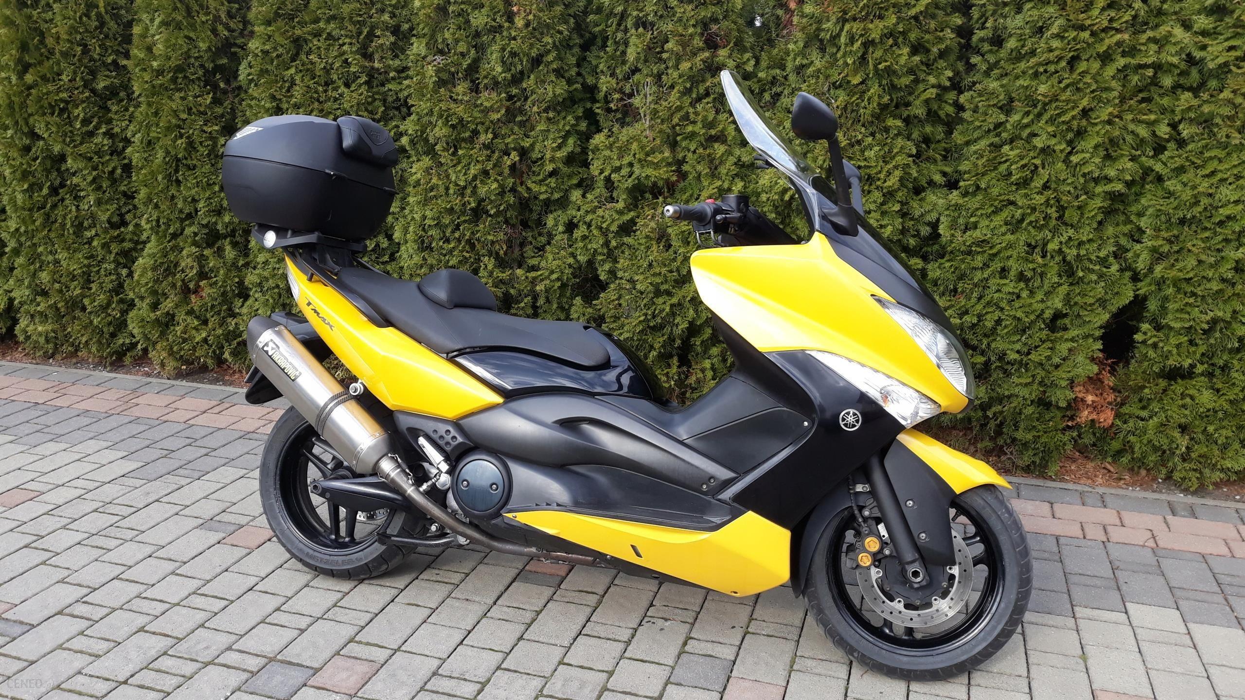 Sprzedam Skuter Motocykl Yamaha Tmax 500 Xp500 Opinie I Ceny Na Ceneo Pl
