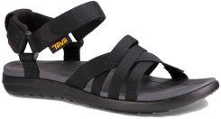 Damskie sandały turystyczne Teva Sanborn Cota black czarny