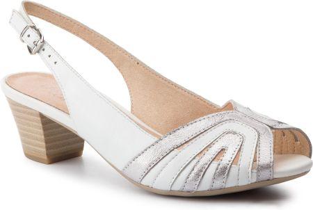 Pitillos 6170 NUDE sandały damskie różowe