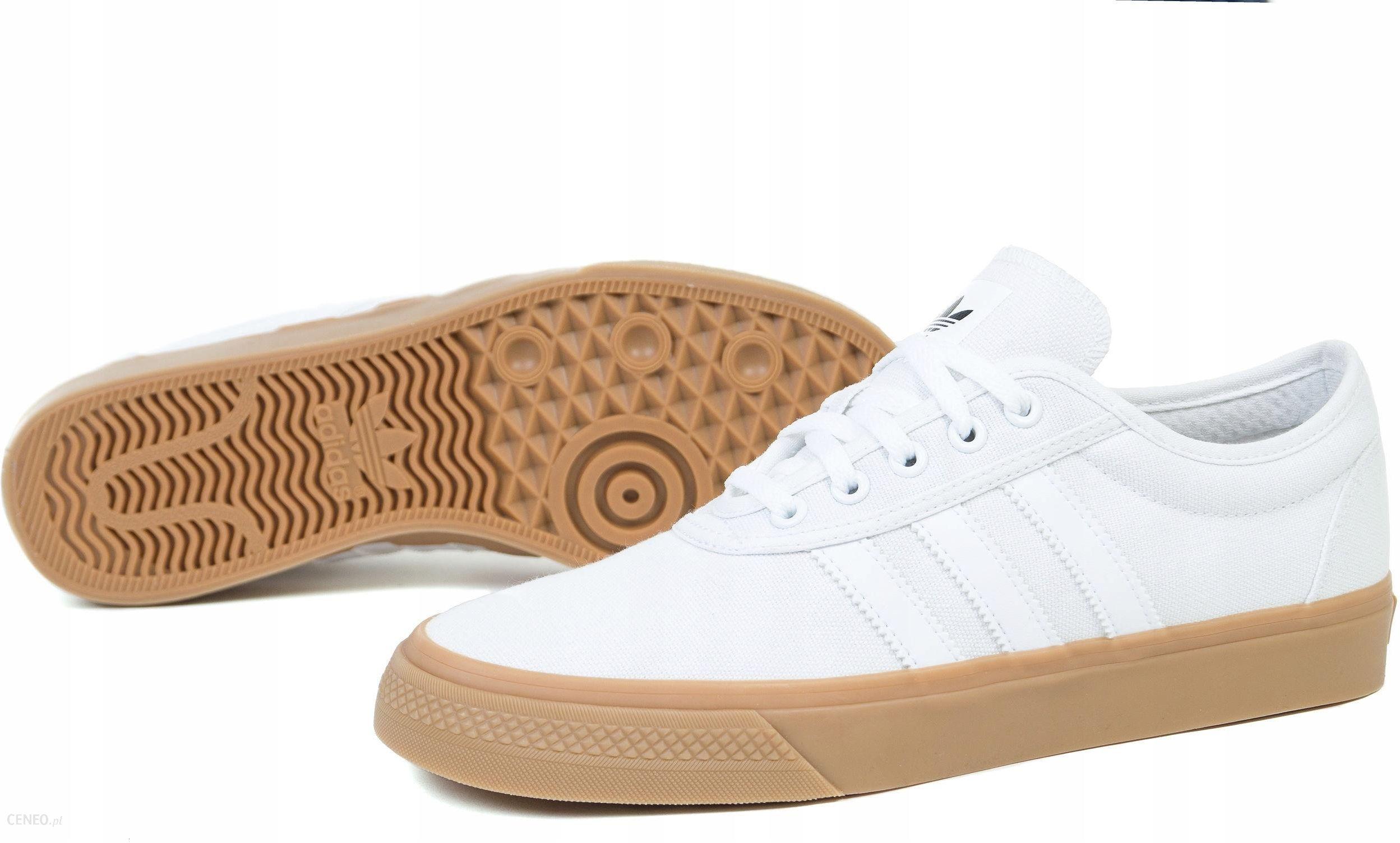 Buty adidas Adiease skate DB3110   Biały   Profesjonalny