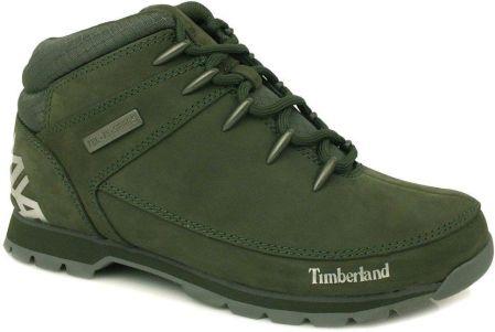 fcc51bc7c00990 Buty męskie Timberland EURO SPRINT HIKER (A1VR9) - zielony