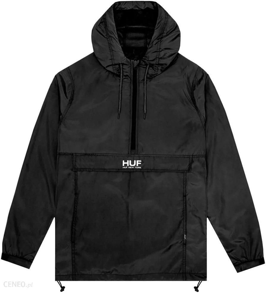 szeroki zasięg informacje dla dostępność w Wielkiej Brytanii Kurtka HUF Liberty Anorak Jacket Black (JK00131-BLK) - Ceny i opinie -  Ceneo.pl