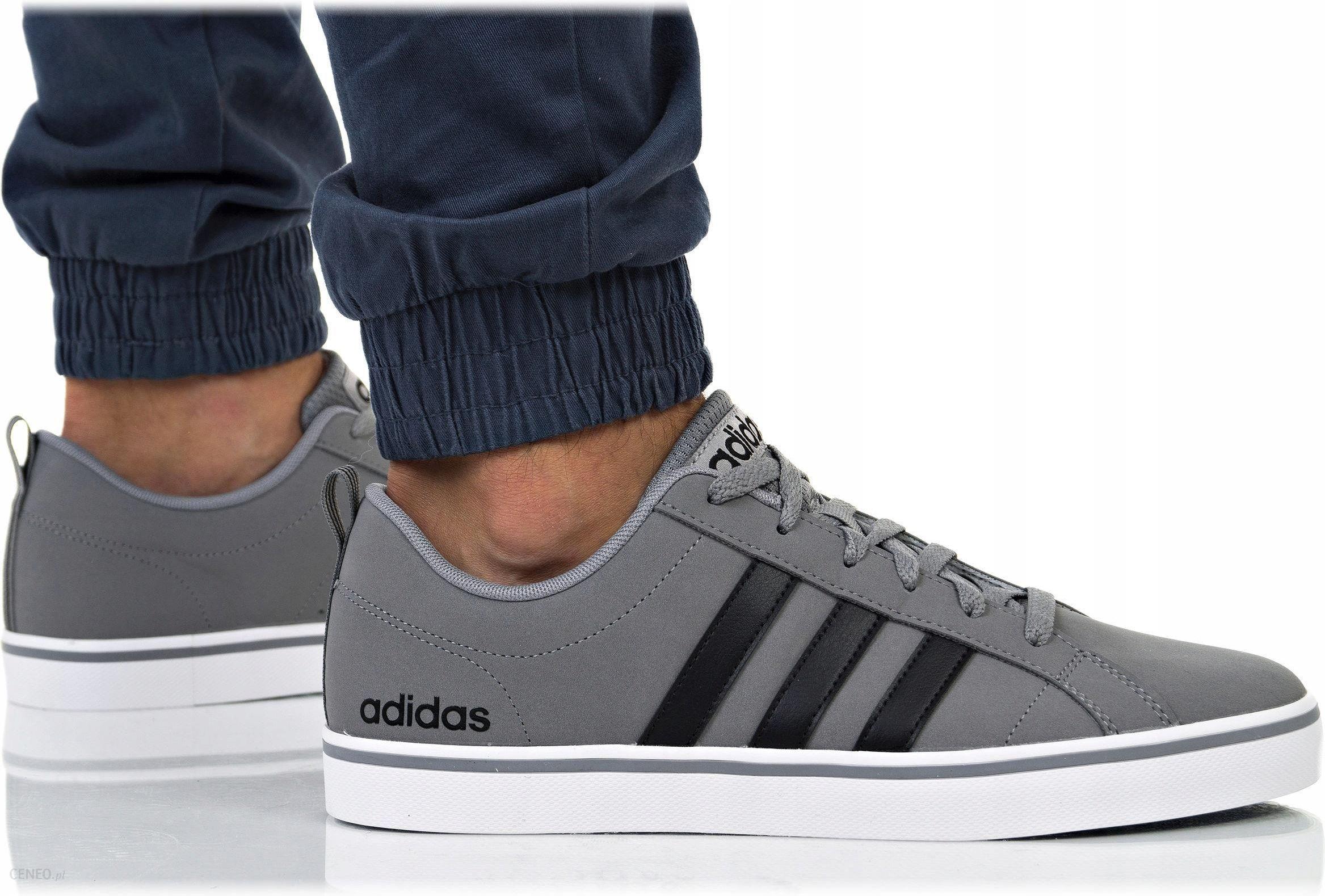 szare buty adidas męskie