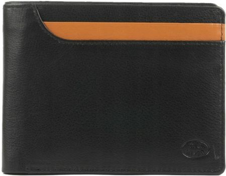 8631838fbf99d Portfel męski skórzany Bruno Banani Falcon Limited Edition - Czarny ...