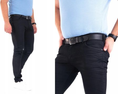8ea5f79246491 Wrangler Larston Scooter Jeans Rurki Slim W30 L30 - Ceny i opinie ...