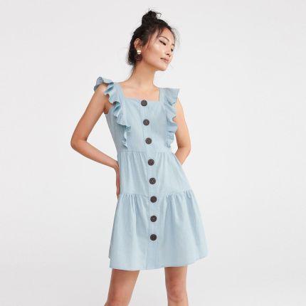 7f323b9c1d Sukienki z Lnu na Lato - oferty 2019 na Ceneo.pl