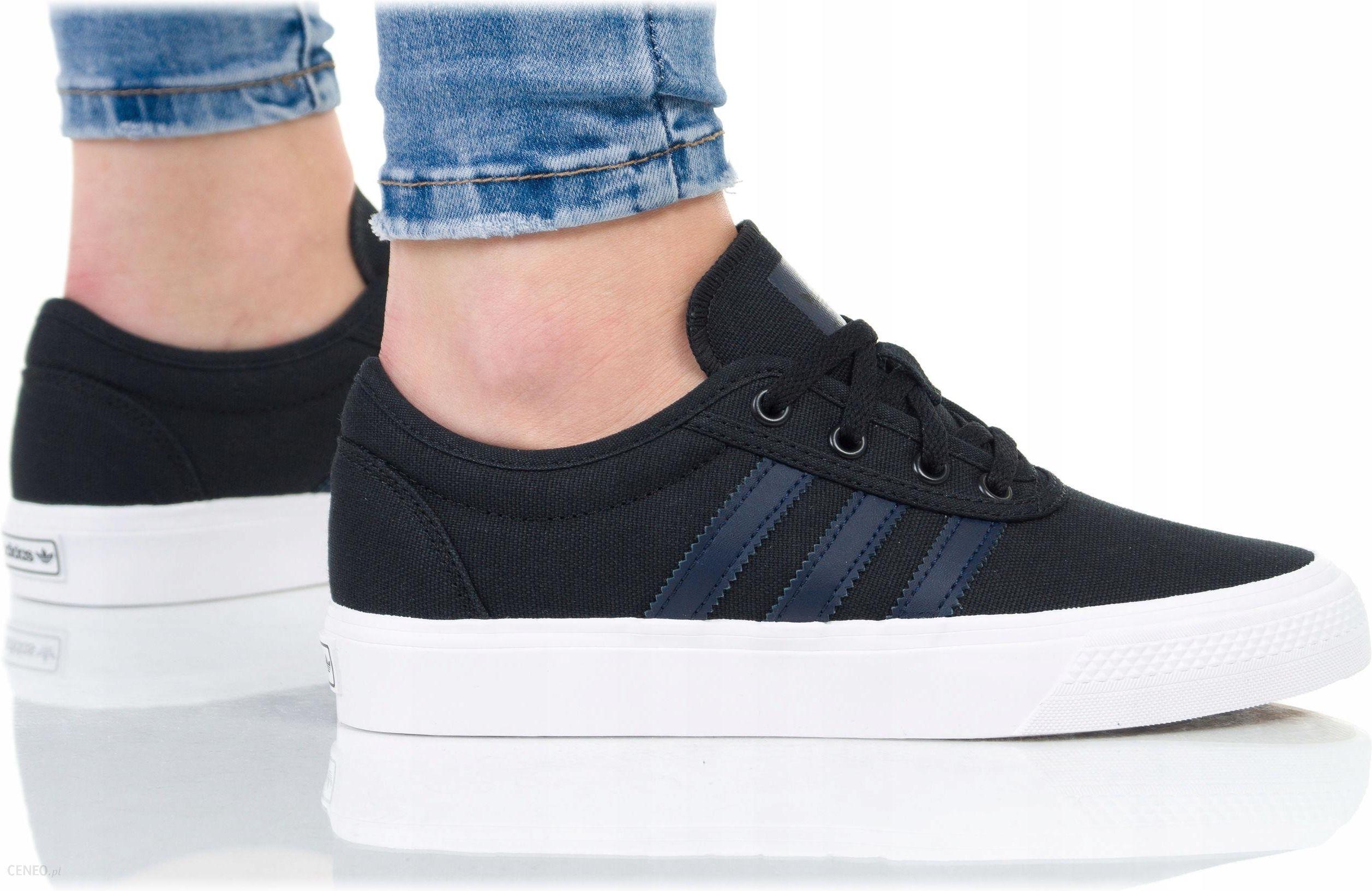 butik wyprzedażowy lepszy zawsze popularny Buty Adidas Damskie Adi-ease J DB3119 Czarne - Ceny i opinie - Ceneo.pl