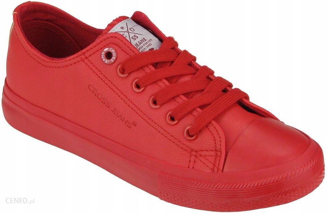 Trampki damskie buty Cross Jeans DD2R4032 37 Ceny i opinie Ceneo.pl