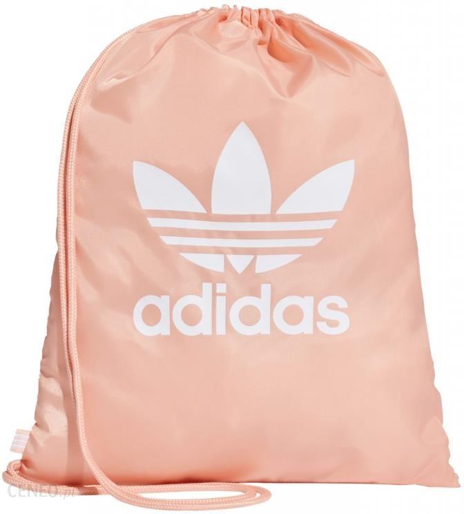 Adidas Originals Worek Na Buty I Odzież Gymsack Treofil Dust Pink