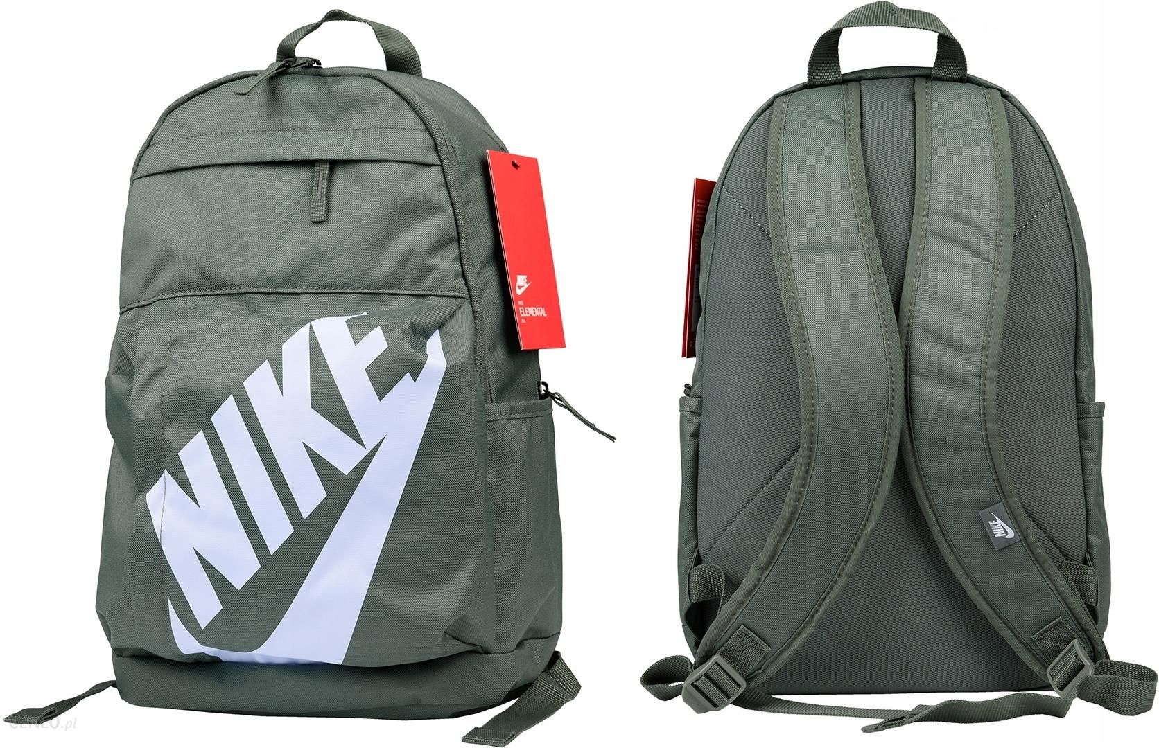 Nike Elemental Backpack 25L Szary Khaki Wrzos