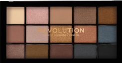 Makeup Revolution Re Loaded Paleta 15 Cieni Smoky Newtrals