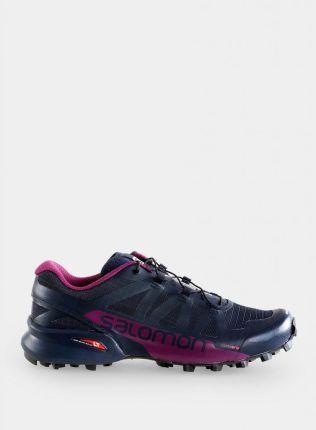 Damskie buty Salomon Speedcross Pro 2 navy blazerdark purple
