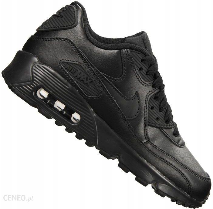Buty Nike Air Max 90 Ltr Czarne Skóra r.40 Ceny i opinie Ceneo.pl