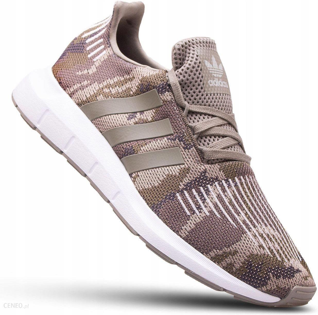 Adidas Originals Swift Run Sneakers Szary 41 13 Ceny i opinie Ceneo.pl