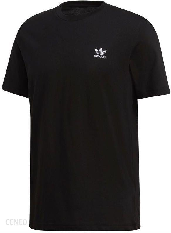 Koszulka męska Adidas czarna rozmiar L