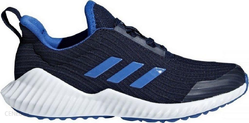 Buty damskie ADIDAS FORTARUN K (AH2620) dziecięce  niebieskibiały