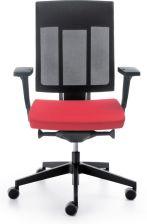 Krzesło Biurowe Obrotowe Białe Chrom Do Gabinetu Ceny i