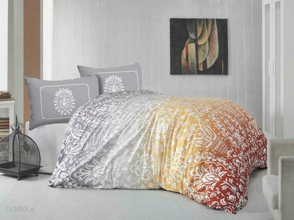 e394d6ab1a2009 Zdjęcie Faro Pościel Satynowa 220X200 Cm Vizion Pomarańczowa Ornament  Valentini - Olsztyn