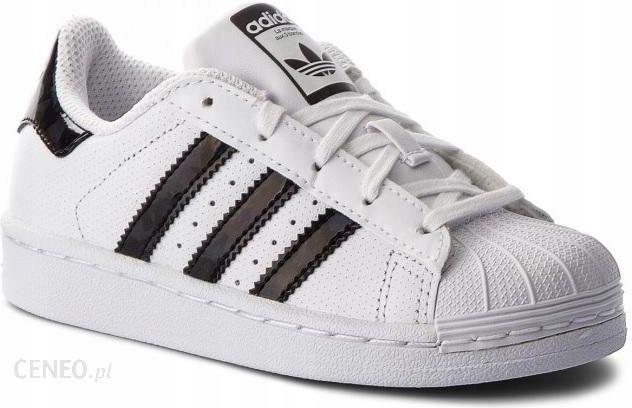 29 Adidas Superstar DB1211 Białe Skórzane Ceny i opinie Ceneo.pl