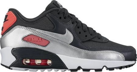 BUTY NIKE AIR MAX 90 SE LEATHER (GS) 859633 001 Ceny i opinie Ceneo.pl