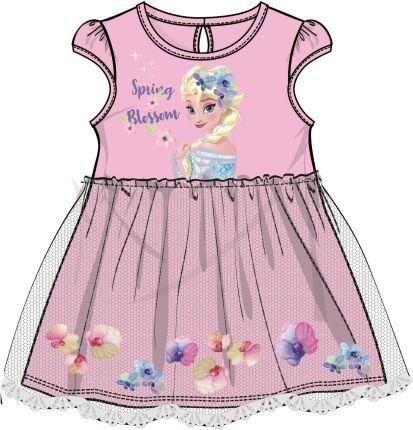 d8e81b94 Sukienka dziewczęca na ramiączka- różowa w arbuzy - Ceny i opinie ...