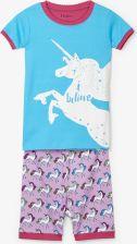 d7edaef087b6e6 Hatley Dziewczęca piżama letnia 110 różowy/niebieski