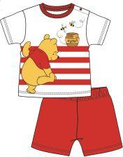 92262a47795deb Disney by Arnetta piżama chłopięca Kubuś Puchatek 68 czerwony