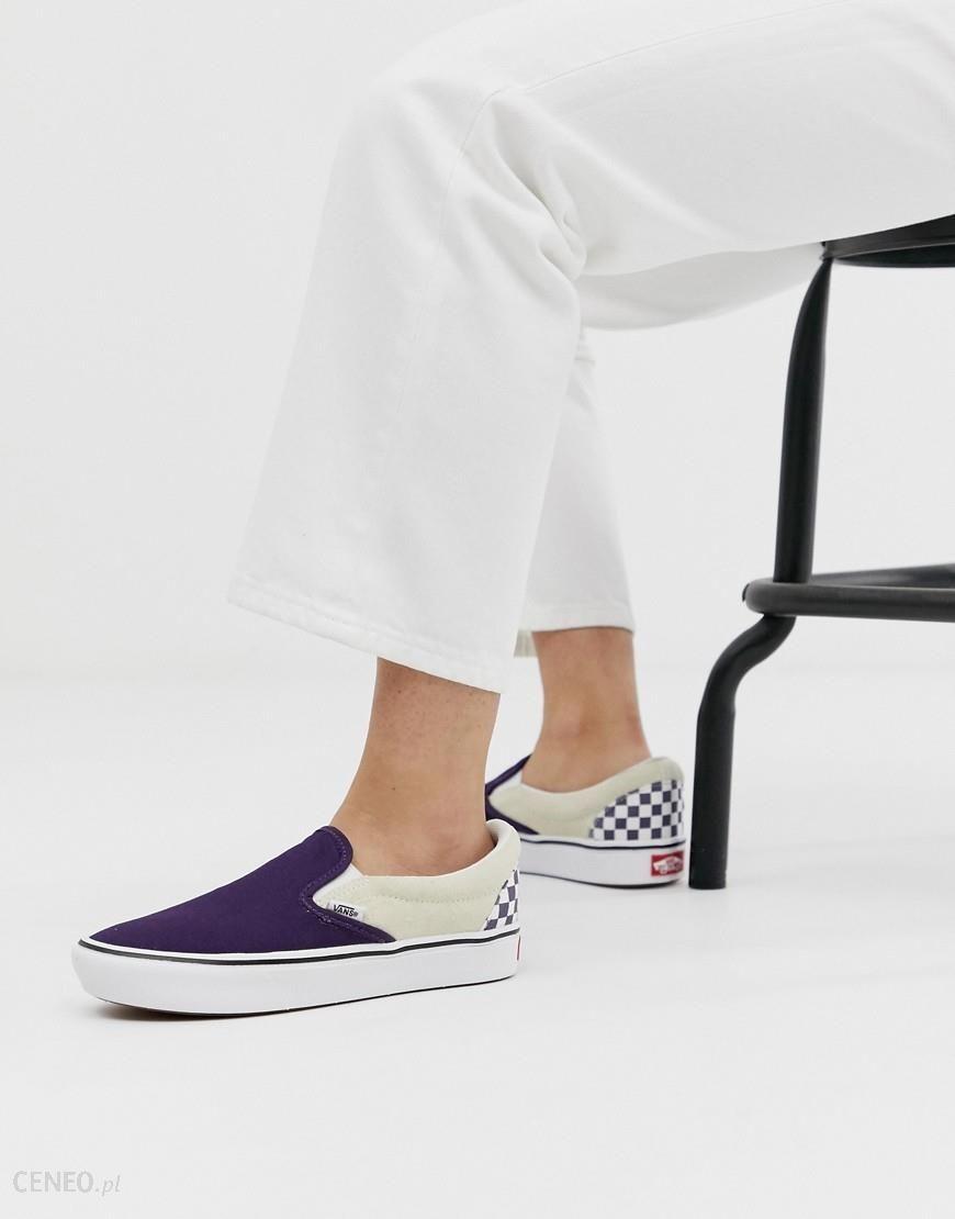 Vans Slip on Pro Sneakers Purple