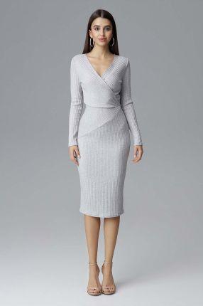 e88f299993 Sukienka Chiara w kolorze beżowym - Ceny i opinie - Ceneo.pl