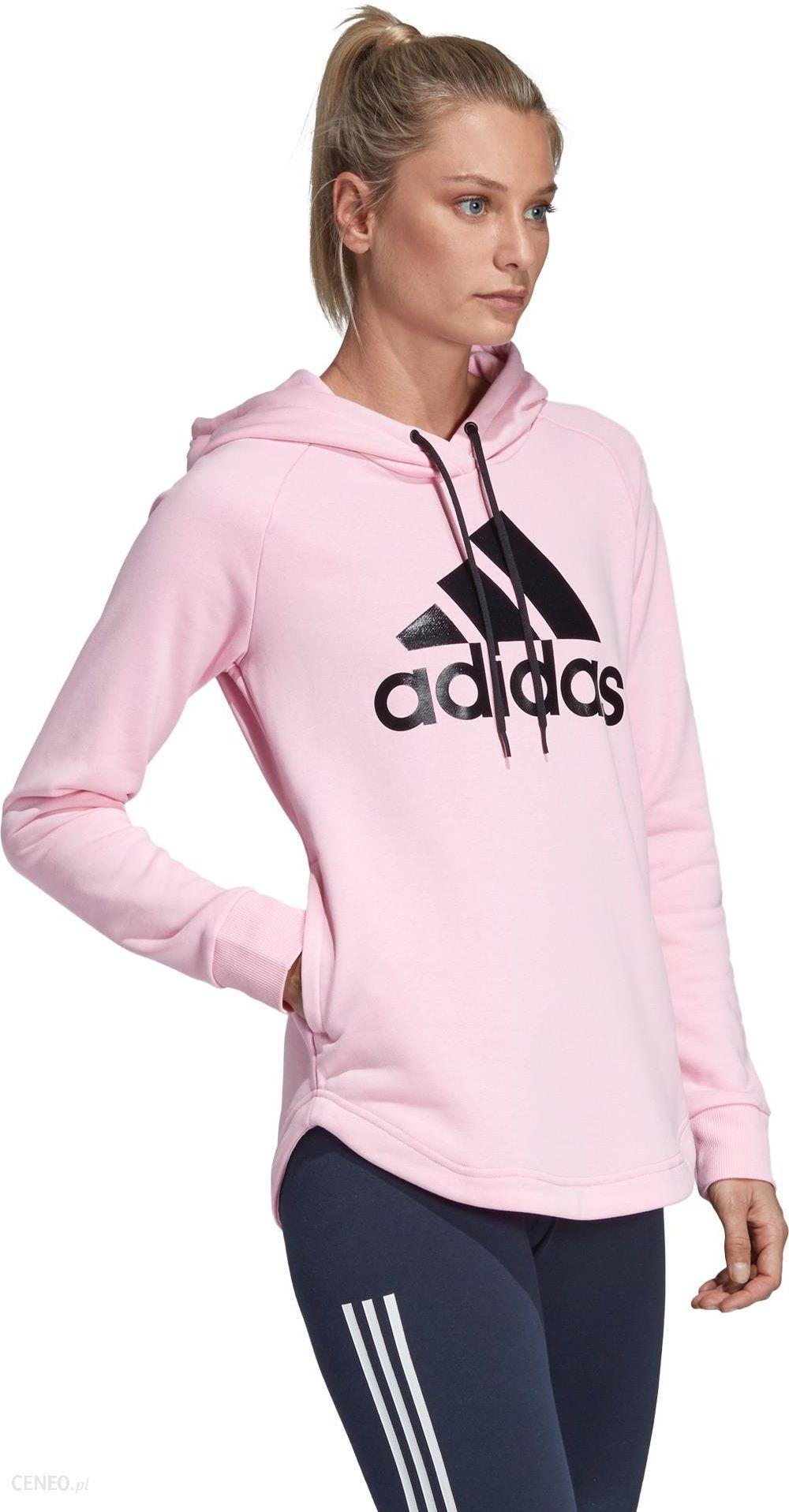 Adidas Performance Must Haves Badge Of Sport Bluza Różowy S Ceny i opinie Ceneo.pl