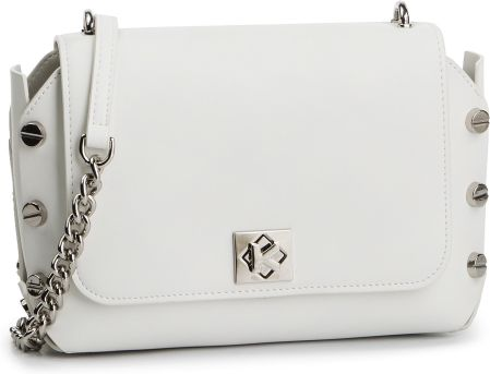 4947bebf55759 MICHAEL Michael Kors JET SET TRAVEL Torba na ramię optic white ...