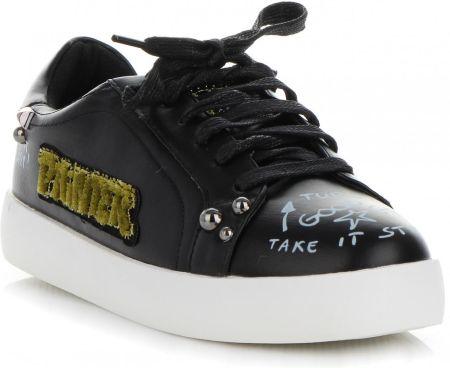 Trampki Big Star buty damskie czerwone AA274007 37 Ceny i