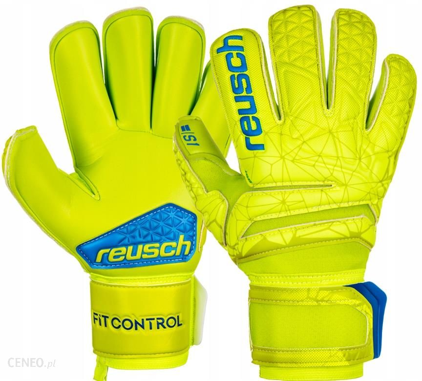 Reusch Rękawice Bramkarskie Fit Control S1 Roll Finger 3970237 583