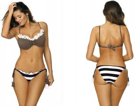 Bardzo dobra Bikini Strój kąpielowy Brazyliany Na Lato 453-3 S - Ceny i opinie EQ48