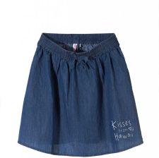 Spódnica jeansowa dla dziewczynki niebieska Ceny i opinie Ceneo.pl